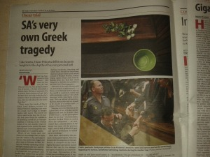 Mail & Guardian Vol. 30, No. 43, 2014: SA's very own Greek tragedy